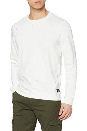 TOM TAILOR Crewneck Allover pullover voor heren.