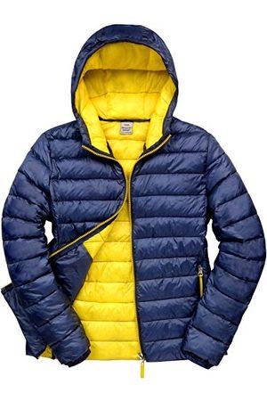 Result R194M Urban Snow Bird Hooded Jacket, Navy/ , Large