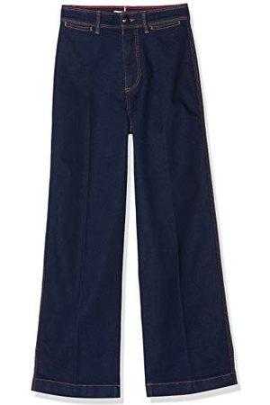 Tommy Hilfiger Dames Bell Bottom Hw C Uta Straight Jeans