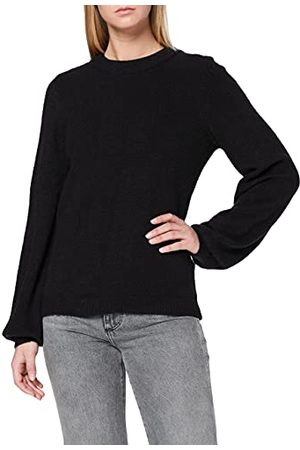 Object NOS Dames objeve Nonsia Ls Knit Noos Pullover