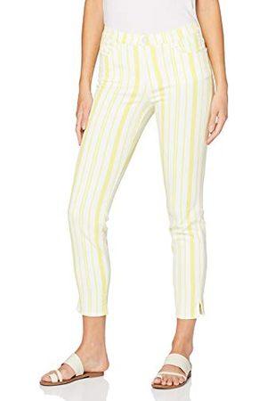 Brax Dames Style Shakira S Summer Stripes Skinny Jeans