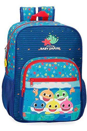 Baby Shark Schoolrugzak Happy Family 38 cm aanpasbaar