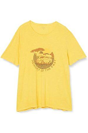 Camel Active T-shirt met korte mouwen voor heren