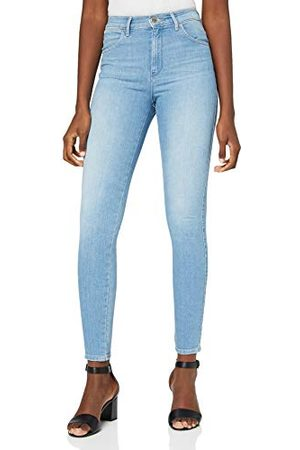 Wrangler High Rise Skinny Jeans voor dames