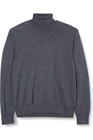 Brooks Brothers Swt SXXN TNK Uniform Grey, heren pullover - - S
