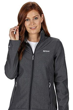Regatta Connie IV Softshell Jacket, water repellent and wind resistant, with 2 zipped lower pockets