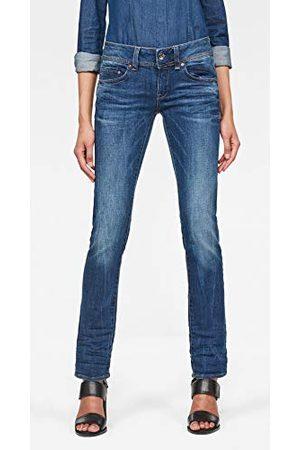 G-Star Midge Saddle Mid Waist Straight Jeans