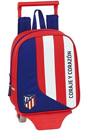Safta De Atlético de Madrid Rugzak voor kleuterschool, 220 x 100 x 270 mm