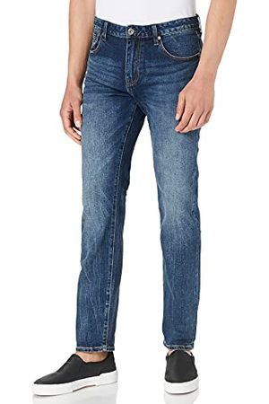 Superdry Heren Slim Straight Jeans
