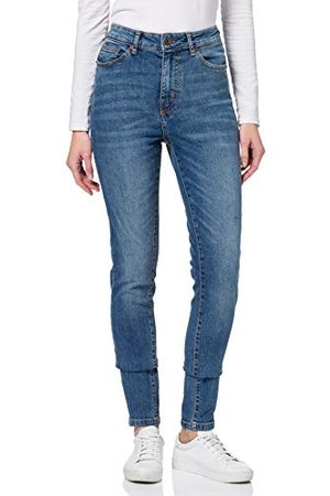 Urban classics Skinny jeans voor dames met hoge taille.
