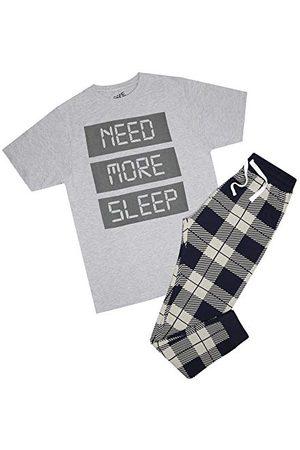 GAME ON Mannen nodig meer slaap pyjama set pyjama