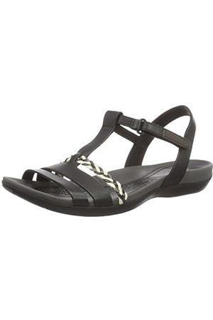 Clarks 261245834, sandalen met T-bandje dames 37 EU