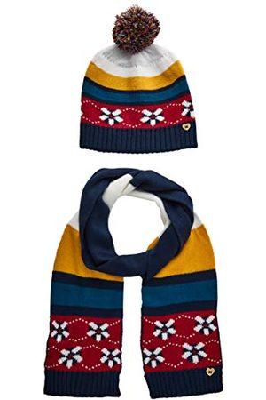 Tuc Tuc Muts en sjaal Stricot patch set winteraccessoires voor meisjes
