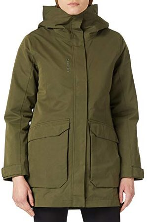 Lafuma Lapland 3-in-1 parka W jas 3-in-1 dames, donkerbrons, FR: L (maat fabrikant: L)