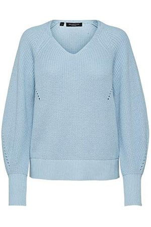 SELECTED Dames Slfemmy Ls Knit V-hals B Noos Pullover