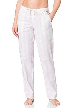 Schiesser Dames Mix + Relax geweven broek lang pyjama-onderdeel