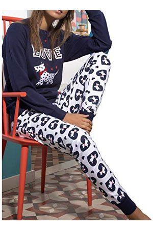 Admas 2-delige pyjama voor dames