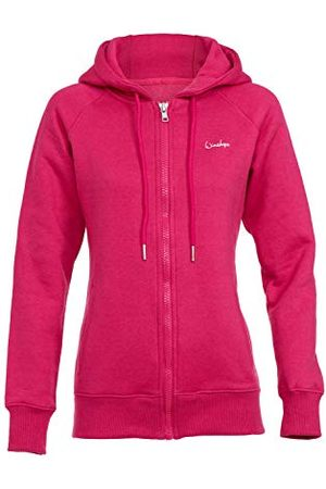 Winshape Knuffelige hoodie-jas J005, Street Style