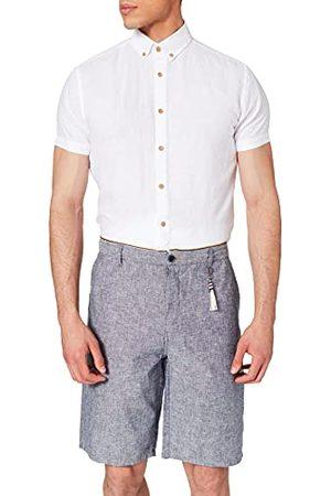 Springfield Bermuda linnen shorts voor heren.
