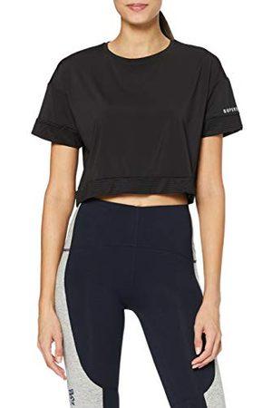 Superdry Dames Training Crop Tee T-Shirt
