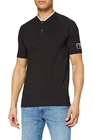 G-Star Heren Baseball Collar Graphic Slim Polo Shirt