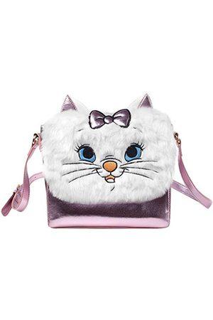 Difuzed Bioworld Disney The Aristocats Marie gevormde tas met schouderriem handbagage, 24 cm, 5 l