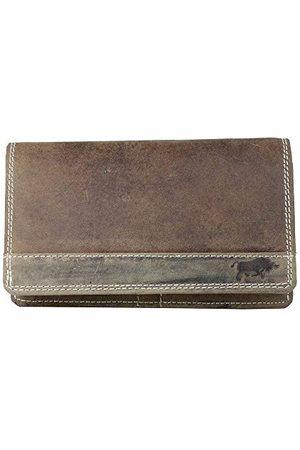 ARRIGO BELLO 01B-301B, portemonnee uniseks-volwassene 3.5x9x16 cm (B x H x T)
