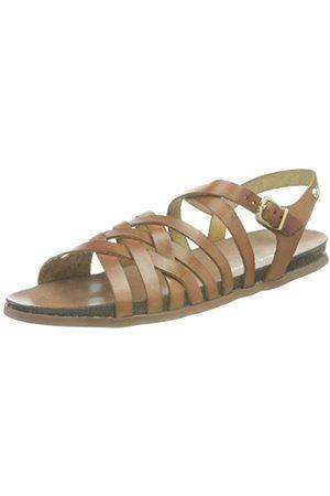 Fred de la Bretoniere Frs0906, platte sandaal voor dames