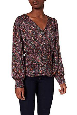 Morgan Dames hemd bedrukt code shirt
