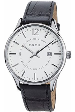 Breil Dames analoog kwarts horloge met lederen armband TW1562