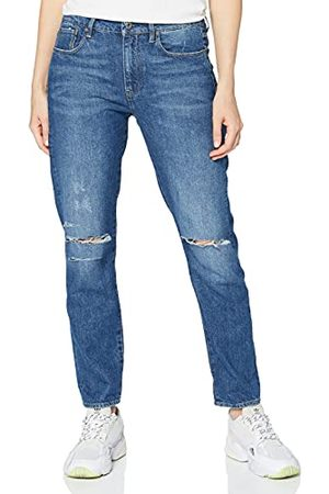 G-Star Dames Jeans 3301 Saddle Mid Waist Boyfriend