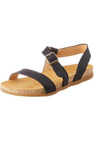 El Naturalista N5245, open sandalen met sleehak dames 39 EU