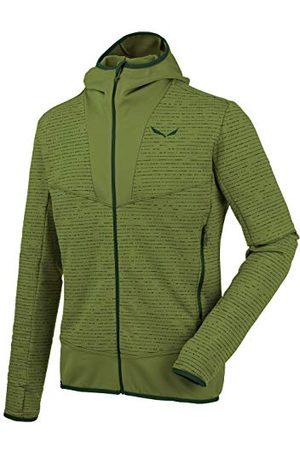 Salewa Puez 2 Pl M Fz Hdy heren sweatshirt groen maat 46/S