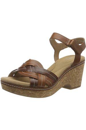 Clarks Giselle Coast, dames sandaal met hak
