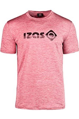 Izas Imrtel 01399Rd4XL - T-shirt met korte mouwen - Harper Kleur: Rood - M