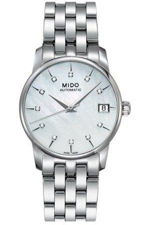 MIDO Dames Horloge Automatische Baroncelli Grote M0072071110600