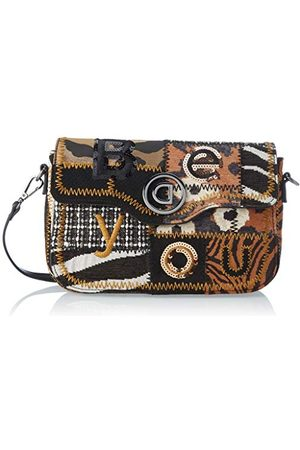 Desigual Womens Accessories Fabric ACROSS BODY BAG, , U