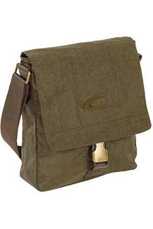 Camel Active Schoudertas, heren, schoudertas, werktas, zakelijke tas, journey, kaki