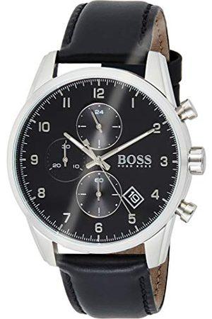 HUGO BOSS Kwartshorloge met leren armband 1513782