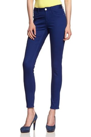 Ichi Dames jeans 617410-5597 Skinny Slim Fit (rouw) normale band