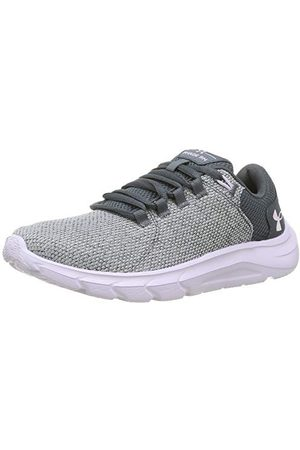 Under Armour Women's W Phade Rn Running Shoe, Pitch Gray Crystal Lilac Crystal Lilac 102, 4.5 UK