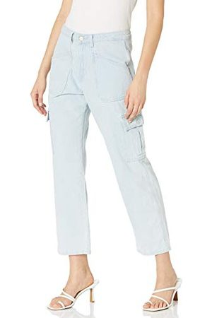 KENDALL + KYLIE Dames Cargo Pant - Amazon Exclusive