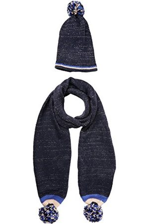 Billieblush Meisje U18069, Bobble hoed en sjaal Set - - L