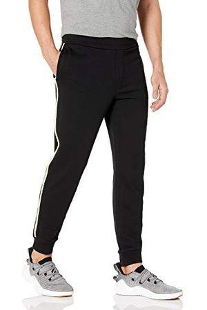 Armani Sustainable Black Casual Pants