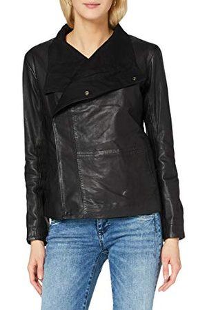 G-Star Dames Collar Slim Blazer Wmn Leather Jacket
