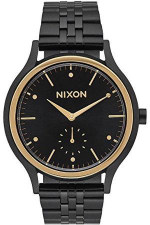 Nixon Dames analoog kwarts horloge met roestvrij stalen armband A994-010-00