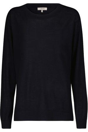 Dorothee Schumacher Surprising Attitude merino wool and silk sweater