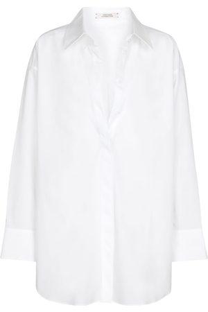Dorothee Schumacher Poplin Power shirt and bra set