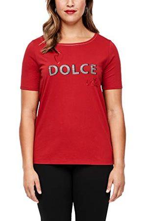 s.Oliver T-shirt voor dames met korte