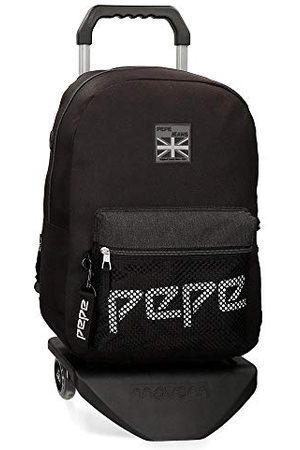 Pepe Jeans London Ren Rugzak voor jongens, , (negro) - 64323N1